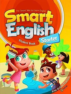 e-future Smart English スターター スチューデントブック (フラッシュカード・2枚組CD付) 英語教材