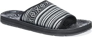Men's Hendrix Sandals-Black Slide