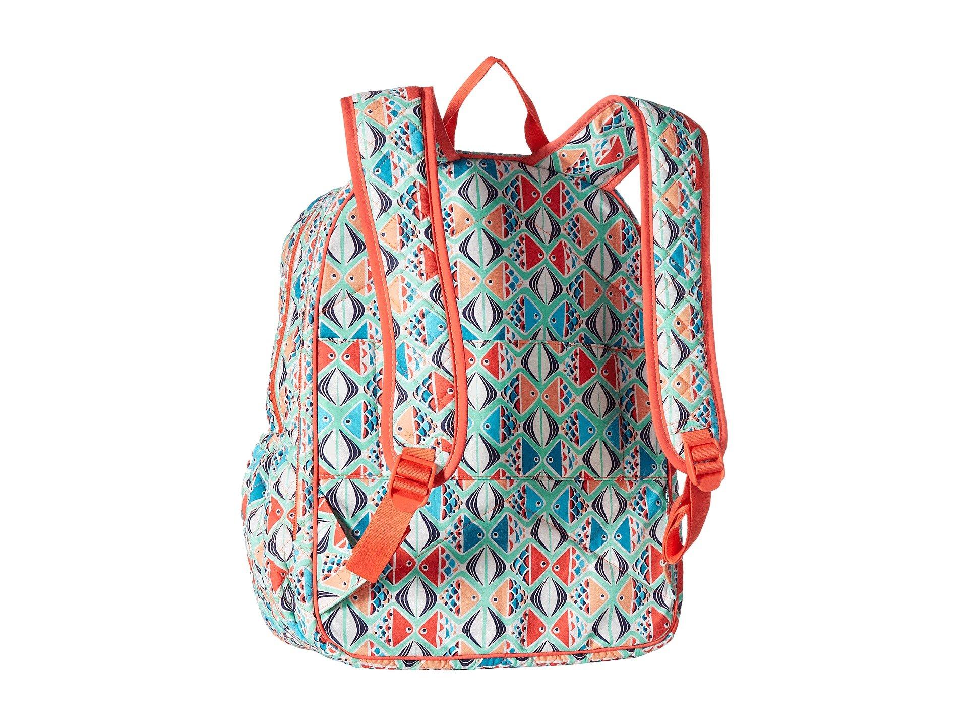 Bradley Fish Backpack Iconic Go Vera Campus d0PYPq