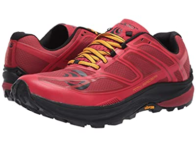 Topo Athletic Mountain Racer (Red/Orange) Men
