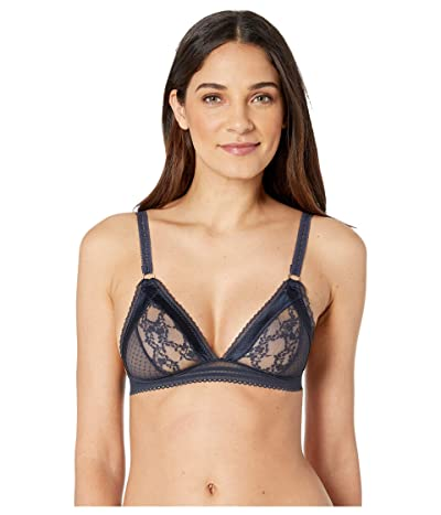 Stella McCartney Stephanie Cherishing Soft Cup Bra S6R080560 (Navy) Women