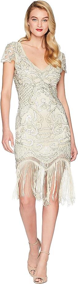 Aurore Flapper Dress