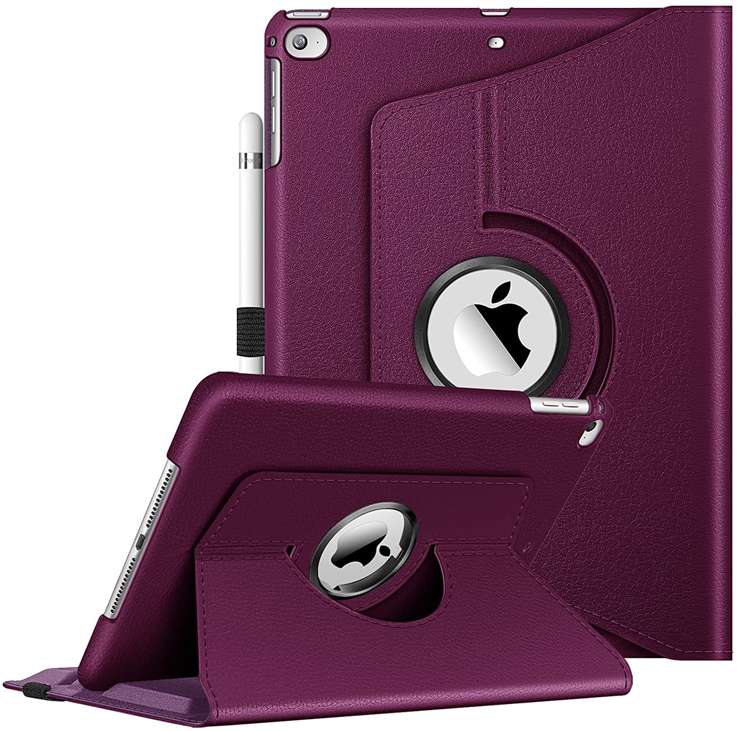 Fintie Case for iPad 9.7 Tampa Mall 2018 Bargain sale 2 2017 360 Air -