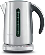 Breville Smart Kettle, Brushed Stainless Steel BKE825BSS
