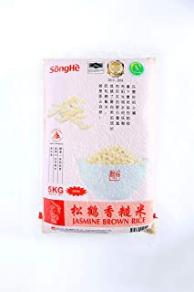 Songhe Brown Rice, Jasmine, 5 kg