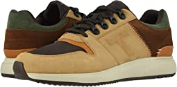Waterproof Desert Tan Waxy Suede/Techy Nylon