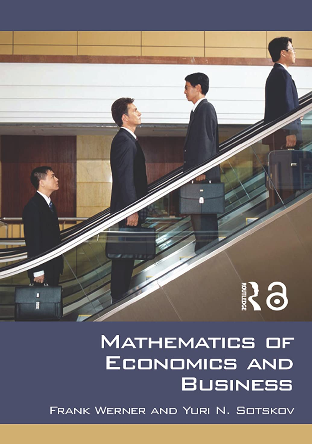 黙認するボウル貸し手Mathematics of Economics and Business (English Edition)