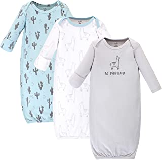 Touched by Nature - Vestidos de algodón orgánico Unisex para bebé