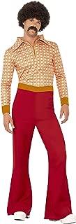 Smiffy's Men's Authentic 70's Guy Costume