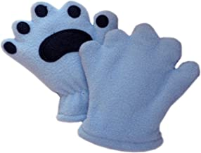 BearHands ThinsulateTM Fleece Mittens (Infant 6-18 mths) (Powder Blue)