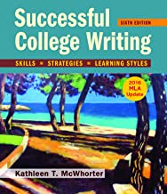 Best successful college writing with 2016 mla update Reviews