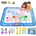 TZCER Water Drawing Doodle Mat Toy