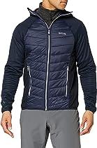 Regatta Men's Andreson V Hybrid Stretch Water Repellent Insulated Compressible Lightweight Hooded Hybrid Jacket Jacket