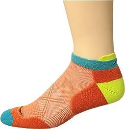 Vertex No Show Tab Ultra Light Cushion Cool Max Socks