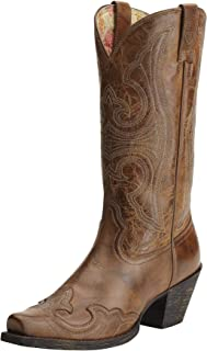 ARIAT Women's Heritage Roughstock Western Boot