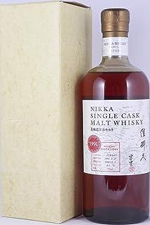 Nikka Yoichi 1991 15 Years Sherry Cask No. 129445 Japan Single Malt Whisky Cask Strength 63,0% Vol. - seltene Yoichi Single Cask Abfüllung für Bar Cask Tokyo & The Whisky Fair Limburg!