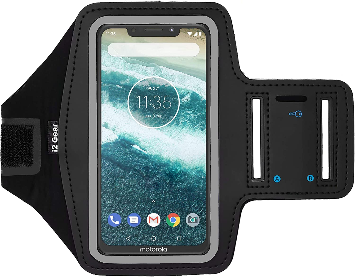 i2 Gear Cell Phone Armband Opening Popularity large release sale Case for Workout - Hold Running