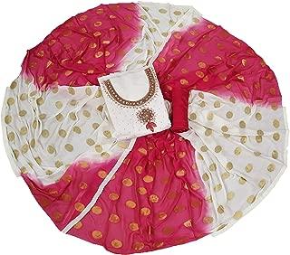 Any Designer Women's Chanderi Cotton Moti-stone-Mirror khatli Handwork Salwar Suit Set With Heavy Dupatta