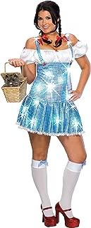 Wizard of Oz Full Figure Sequin Dorothy Costume
