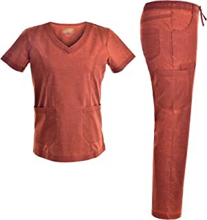 Stretch Nursing Medical Uniform Scrub Set - Nursing Women Scrubs JS1604