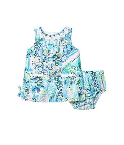 Lilly Pulitzer Kids Baby Lilly Shift Dress (Infant) (Multi Lillys House) Girl