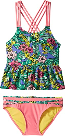 Samara Tankini Set (Toddler/Little Kids/Big Kids)