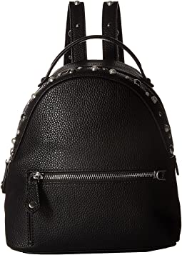 Jess Pearls & Studs Mini Backpack