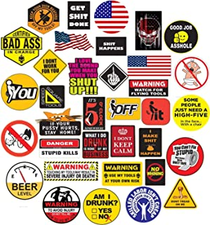 fire protection stickers