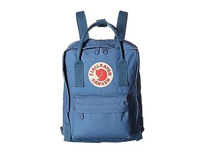 Fjallraven Kanken Mini (Blue Ridge) Backpack Bags