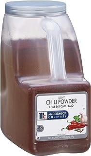 Sponsored Ad - McCormick Culinary Light Chili Powder, 5.5 lbs