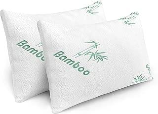 Best bamboo filled pillows Reviews