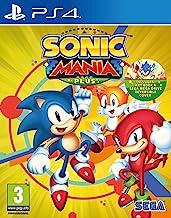 SONIC MANIA PLUS PEGI (PS4)