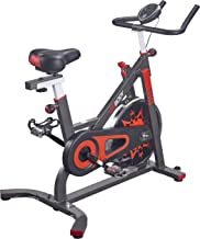 VIGBODY Exercise Bike Indoor Cycling Bicycle Stationary Bikes Cardio Workout Machine..