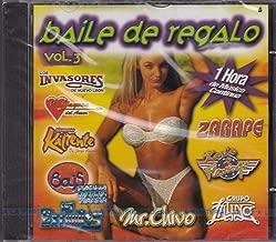 Baile De Regalo Vol 3: Varios