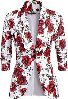 Mexx Damen Blazer Modern Sakko Kostüm Bussines Jacke Anzug Kombination hellgrau