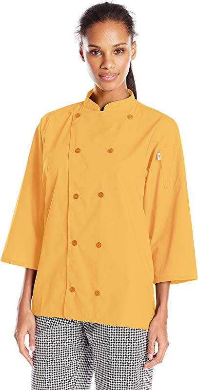 Uncommon Threads Epic 3 4 Sleeve Chef Shirt