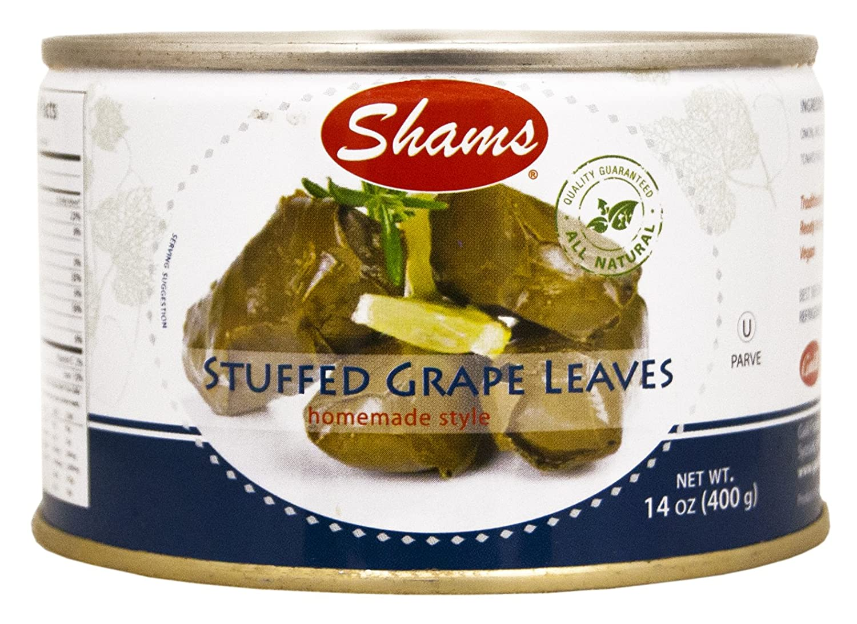 Shams Stuffed Grape Leaves 14 Ounce Pack San Francisco 5 ☆ popular Mall 12 of