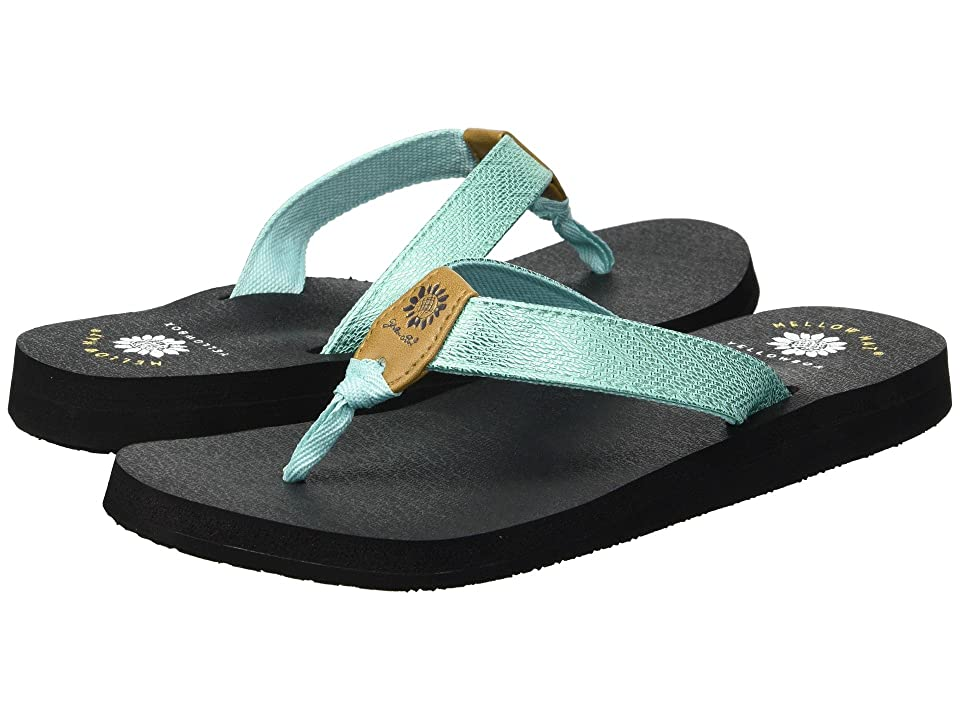 Yellow Box Ireen (Teal) Girls Shoes