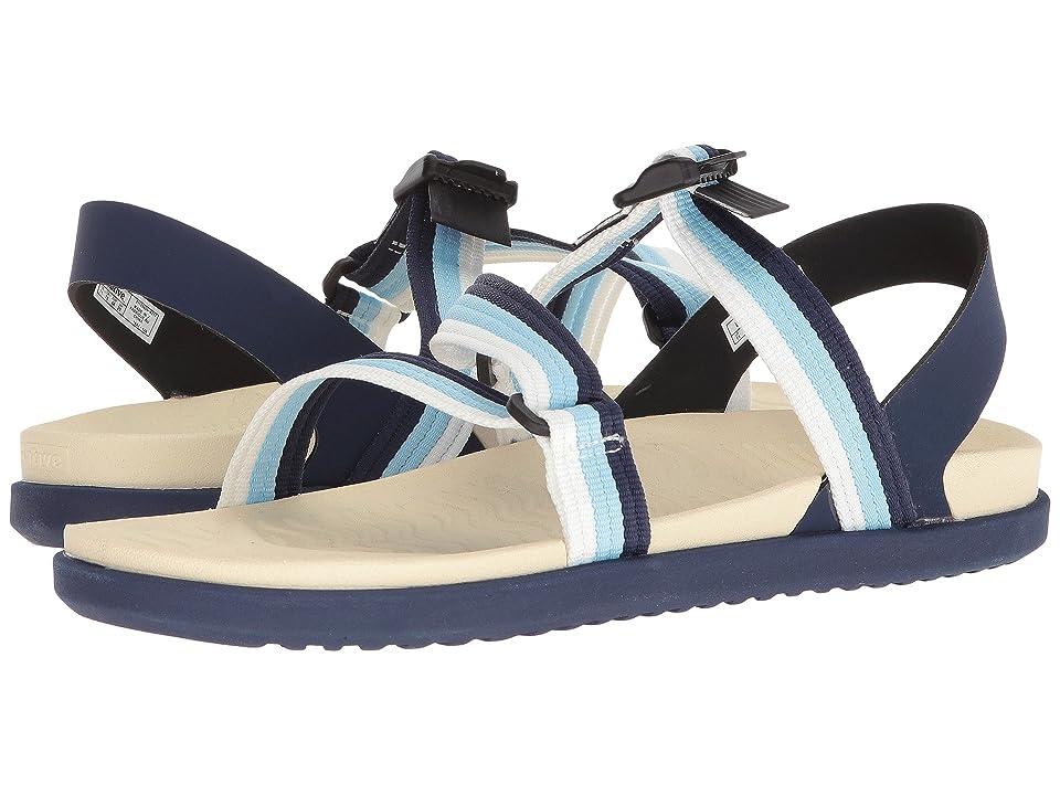 Native Shoes Zurich (Regatta Blue/Bone White/Regatta Blue) Shoes