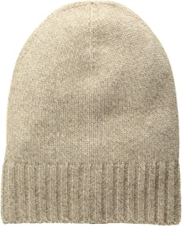Hat attack rib slouchy with faux fur pom  208cffff4b53
