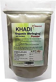 Khadi Omorose Bhringraj Powder For Nourishment Of Skin And Hair(100 Grams)