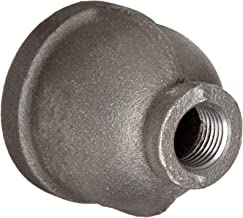 Anvil 8700134904, Malleable Iron Pipe Fitting, Reducer Coupling, 2