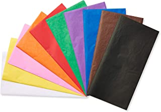 American Greetings Bulk Tissue Paper for Graduations, Birthdays, and Special Occasions, Rainbow (200-Sheets)
