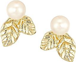 Kate Spade New York Lavish Blooms Mini Stud Earrings