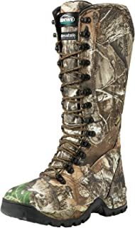 Hunting Boot for Men, Insulated 400G Men's Hunting Boot, 600D Durable Nylon Cloth Anti-Slip 16