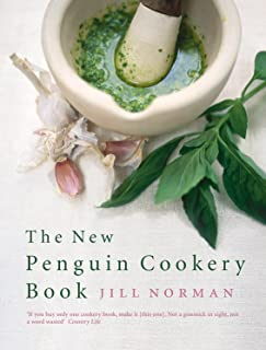 The New Penguin Cookery Book