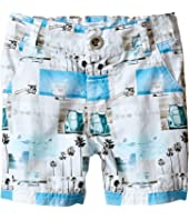 Pumpkin Patch Kids - Vacation Snaps Shorts (Infant)