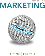 Pride/Ferrell's Marketing 2014, 17th Edition plus 6-months instant access to MindTap™ Marketing.