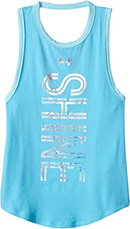 Finale Tank Shine Top (Big Kids)