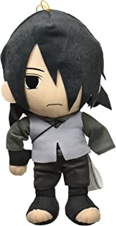 GE Animation Boruto Naruto The Movie Sasuke Stuffed Plush, 9